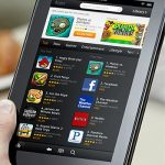 Amazon's enters the tablet market with Kindle fire
