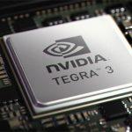 Nvida Tegra 3 processor