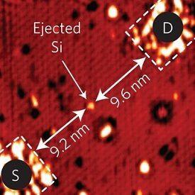 single phosphorus atom transistor What is the average mass of a single phosphorus atom in grams - 1566264.
