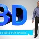 3D Transistor : Intel Reinvents Transistors
