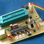 USB PIC Programmer : PICKit2