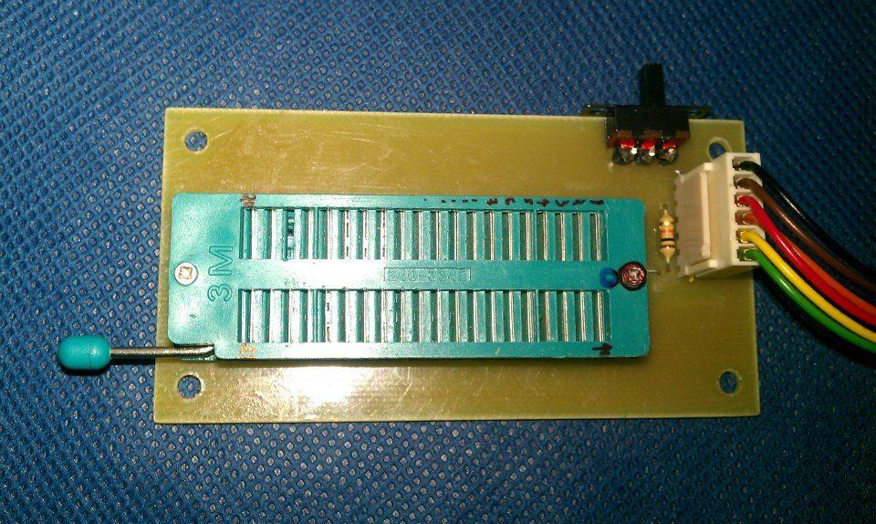 Pic18f2550 In Circuit Programming