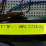 Digital Clock DS1307 PIC Microcontroller LCD Real Time Clock RTC