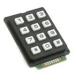 Reading Multiple Pressed Keys from Matrix Keypad using PIC Microcontroller
