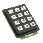 Interfacing Matrix Keypad with PIC Microcontroller using MikroC Library