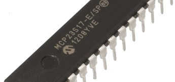 MCP23S17