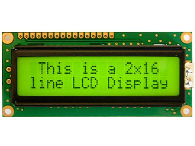 Interfacing 16x2 LCD with Atmega32 Microcontroller using