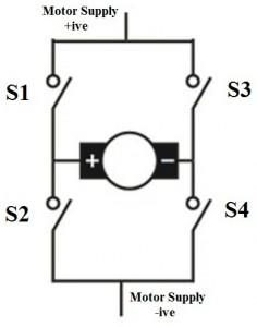 Basic H Bridge Circuit