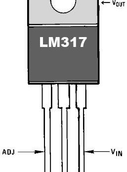 IC LM317