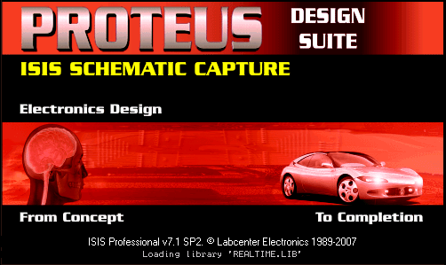 proteus isis schematic capture