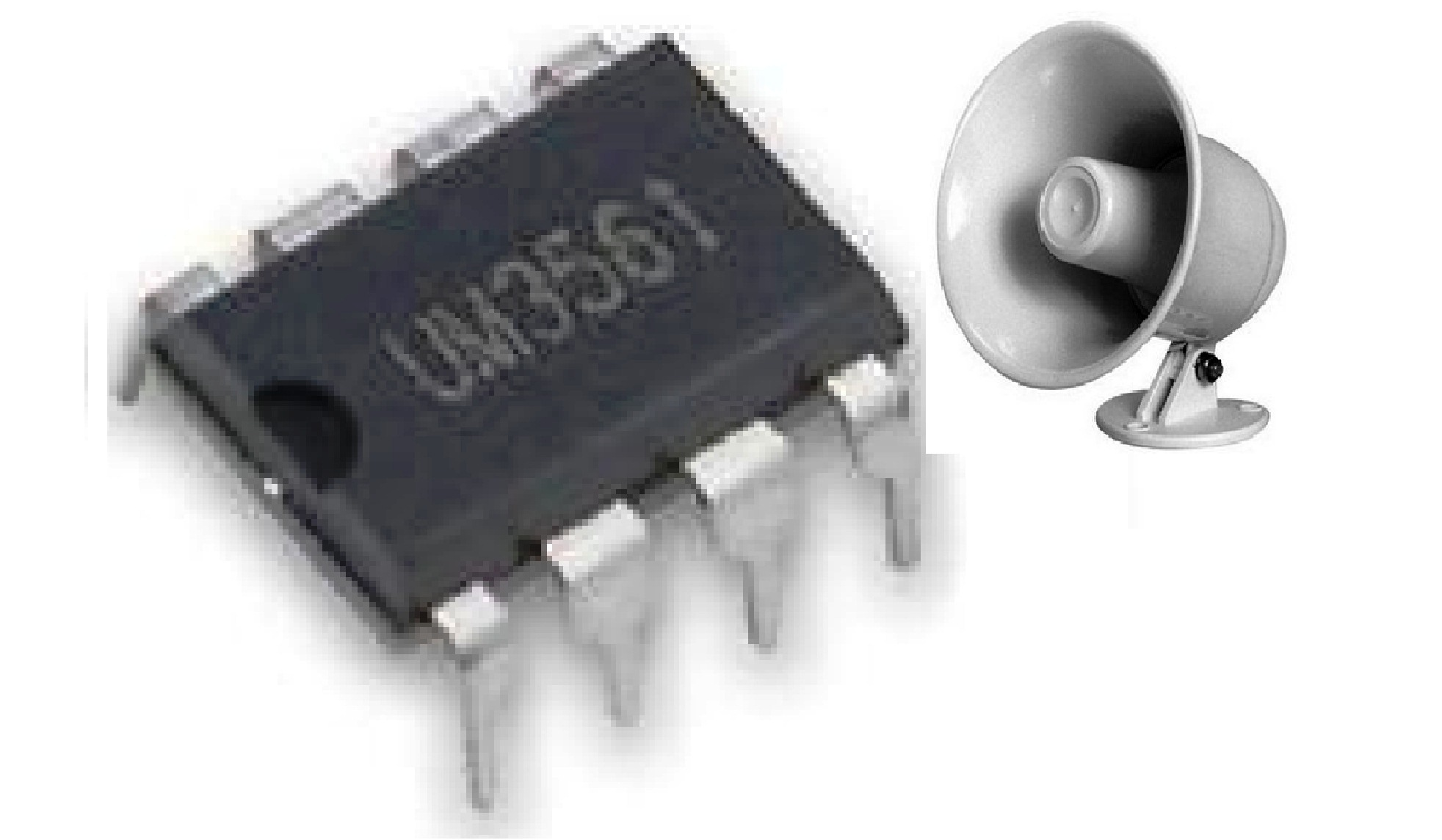 Siren Generator Using Ic Um3561 Where To Buy Integrated Circuit