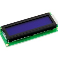 16x2 Blue Character LCD Module