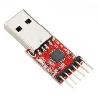 CP2102 USB to TTL module