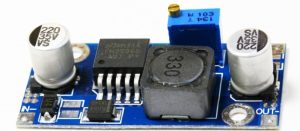 DC to DC Converter using LM2596S