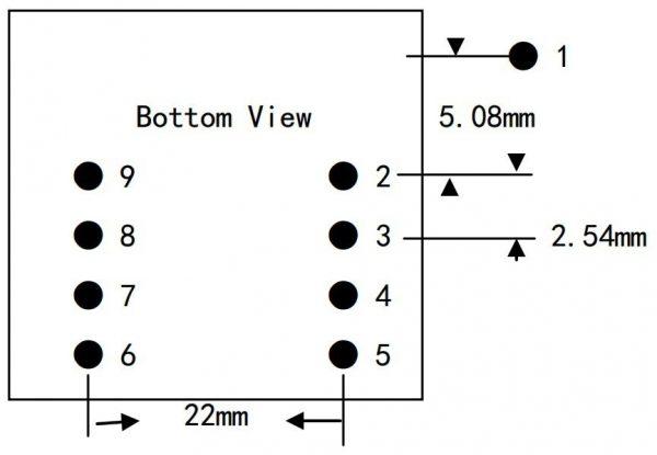EM18 RFID EN125 125kHz RFID Reader Module Entesla