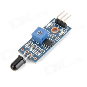 Flame Sensor Infrared Receiver Module