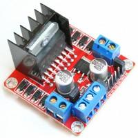 L298N Motor Driver Module