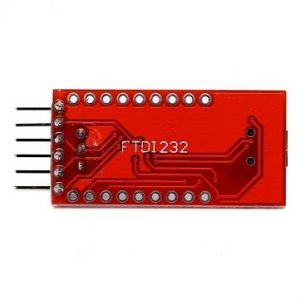 ft232 uart back