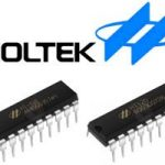 HT12E Encoder and HT12D Decoder ICs