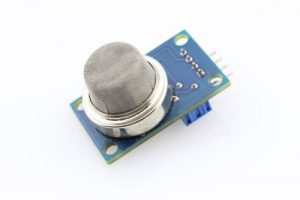 mq 2 gas and smoke sensor side