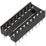 18 PIN IC Base Socket
