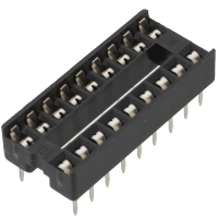 18 PIN IC Base Socket
