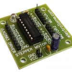 ULN2803 Stepper Motor Driver Board