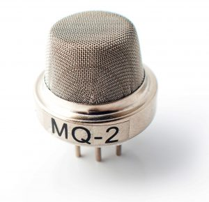 Flammable Gas and Smoke Sensor MQ2