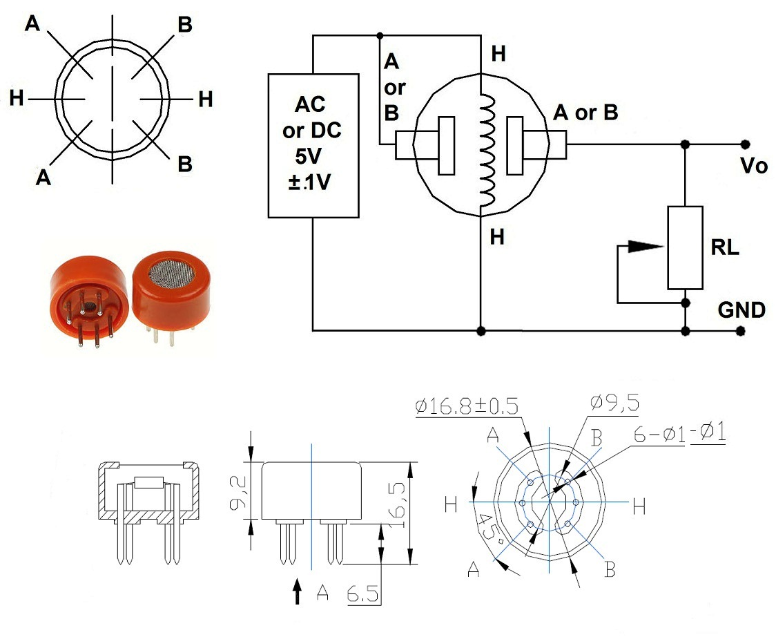 12 volt power supply block diagram