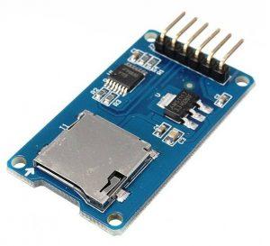 Micro SD Card Module - SPI Output