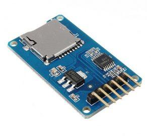 Micro SD Memory Card Module - SPI Output