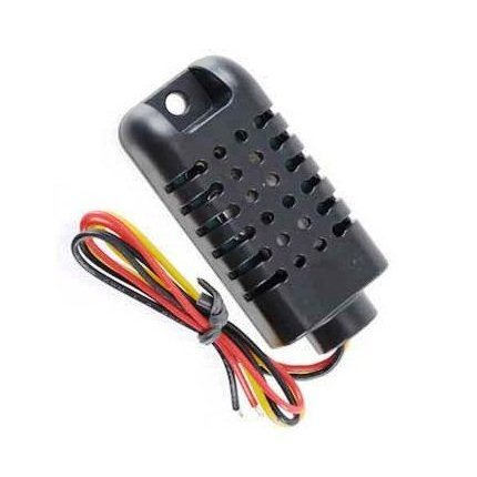 Digital Temperature and Humidity Sensor – DHT21 AM2301