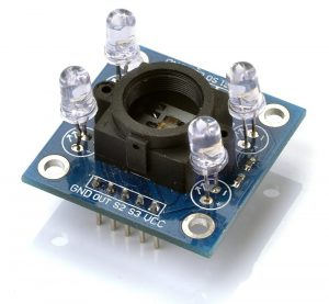 GY-31 Color Sensor using TCS3200
