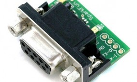 TTL to RS232 Converter
