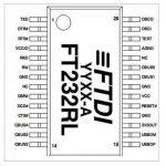 FT232RL - Pin Out