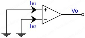 Input Currents - OpAmp