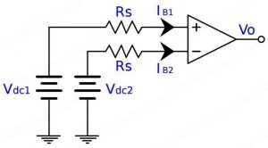Input Offset Voltage - OpAmp