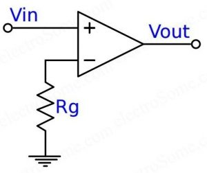 Open Loop Amplifier - Opamp