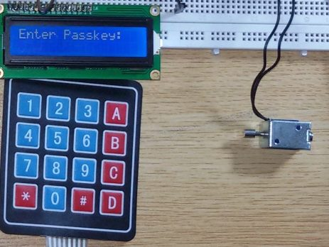 Digital Door Lock using Arduino