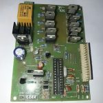 Zero Drop Solar Priority Charger Inverter - Assembled Board