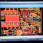 Zero Drop Solar Priority Charger Inverter - PCB Design