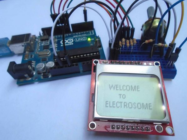 Digital Thermometer using Arduino and DS18B20 - Starting