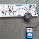 Wailing Siren using 555 Timer – Hobby Project