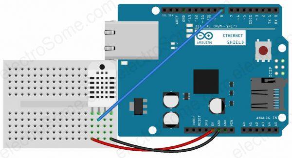 Ethernet Shield_ DHT22_BB