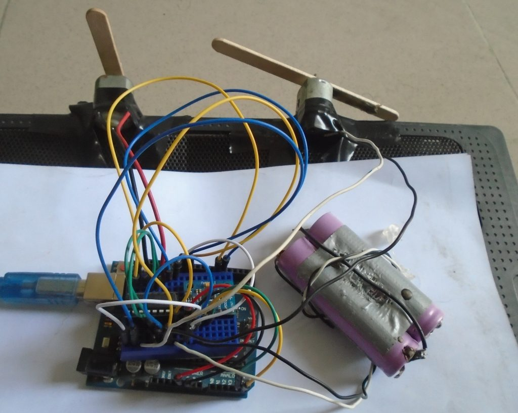 Controlling Of Dc Motors Using Mpu5060 Hobby Project July 2012 Circuitsprojects