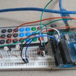 Controlling LED's using IR Remote Control – Arduino Project