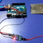 Interfacing Rain Sensor with Arduino