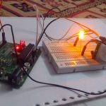 Interfacing PIR Motion Sensor with Arduino