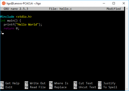 Hello World Program - OpenWrt