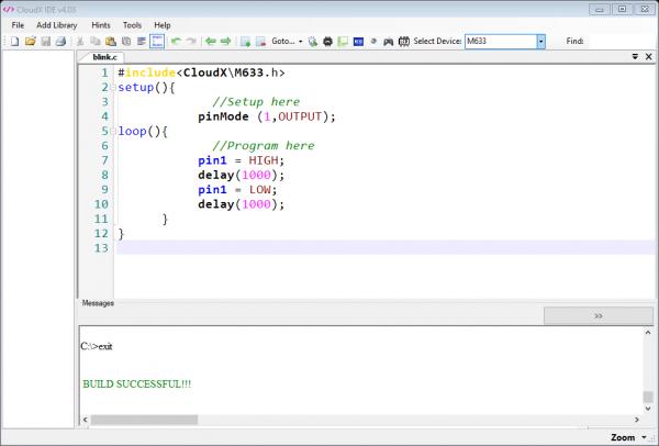 CloudX IDE